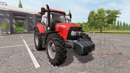 Case IH Maxxum 140 for Farming Simulator 2017