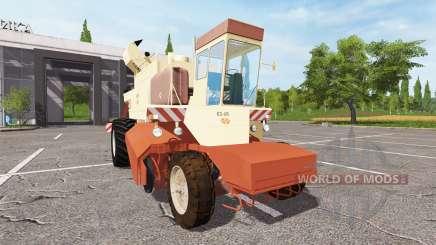 KS-6B for Farming Simulator 2017