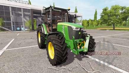 John Deere 5100M for Farming Simulator 2017