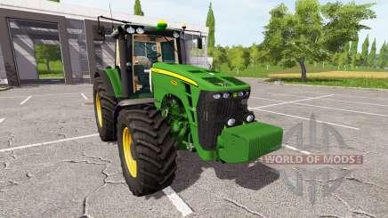 John Deere 8330 for Farming Simulator 2017