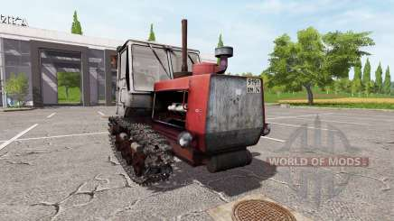 HTZ T-150-09 for Farming Simulator 2017
