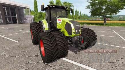 CLAAS Axion 810 for Farming Simulator 2017
