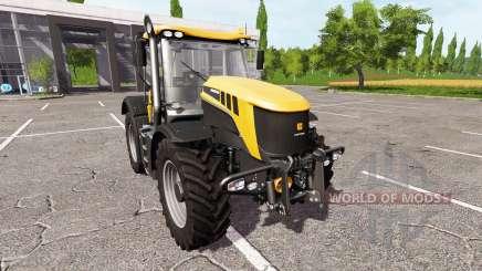 JCB Fastrac 3200 Xtra nokian edition for Farming Simulator 2017