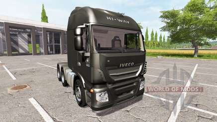 Iveco Stralis 400 E6 Hi-Way v1.0.2 for Farming Simulator 2017