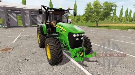 John Deere 7830 for Farming Simulator 2017