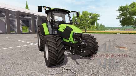Deutz-Fahr 5110 TTV for Farming Simulator 2017