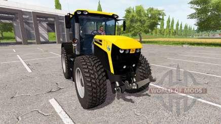 JCB Fastrac 4220 v1.1 for Farming Simulator 2017
