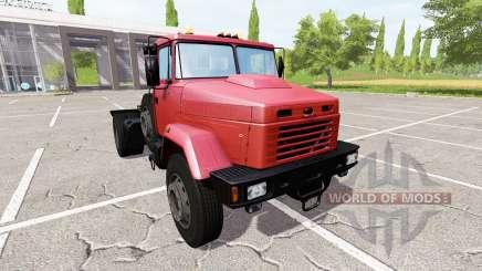 KrAZ-5133 for Farming Simulator 2017