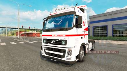 Volvo FH13 Sovtransavto for Euro Truck Simulator 2