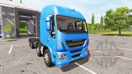 Iveco Stralis 400 E6 Hi-Way 8x8 for Farming Simulator 2017