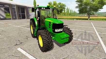 John Deere 7430 Premium v1.2 for Farming Simulator 2017