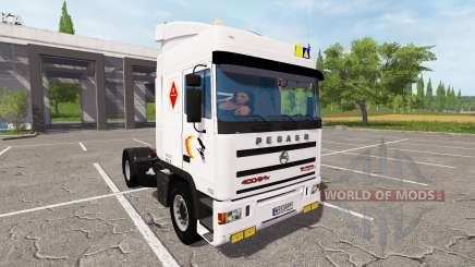 Pegaso Tecno for Farming Simulator 2017
