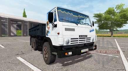 KamAZ-5320 for Farming Simulator 2017