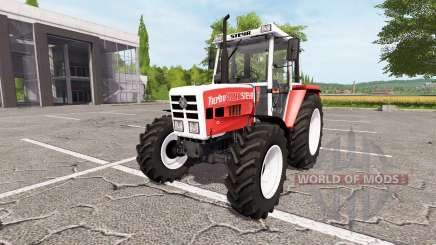 Steyr 8090A Turbo SK2 v2.1 for Farming Simulator 2017