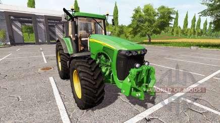 John Deere 8220 for Farming Simulator 2017