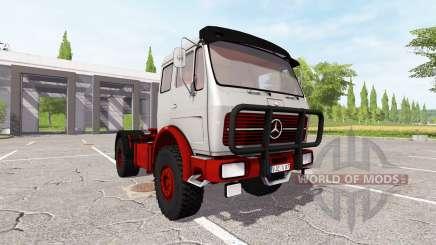 Mercedes-Benz NG 1632 for Farming Simulator 2017