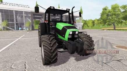 Deutz-Fahr Agrofarm 430 for Farming Simulator 2017