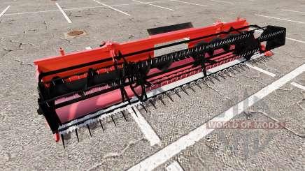 Geringhoff Harvest Star HV660 for Farming Simulator 2017