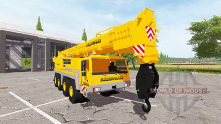Liebherr LTM 1030 for Farming Simulator 2017