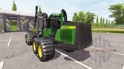 John Deere 1910E for Farming Simulator 2017