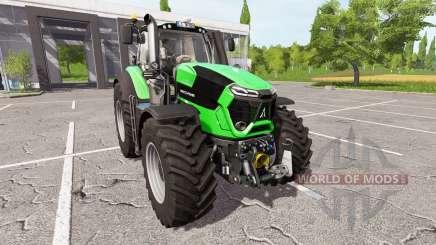 Deutz-Fahr 9290 TTV for Farming Simulator 2017