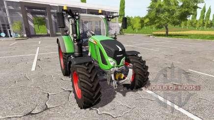 Fendt 712 Vario for Farming Simulator 2017