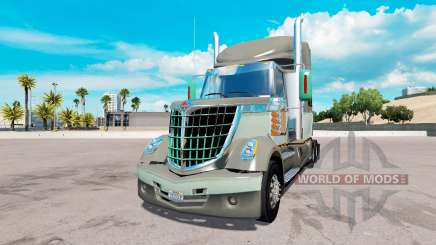 International LoneStar v2.3.2 for American Truck Simulator