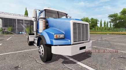 Lizard SX 210 Twinstar engine options for Farming Simulator 2017
