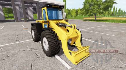 Hanomag 55D for Farming Simulator 2017