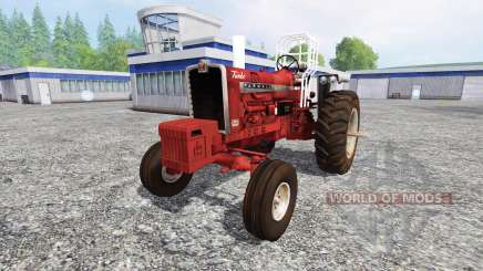 Farmall 1206 Turbo for Farming Simulator 2015
