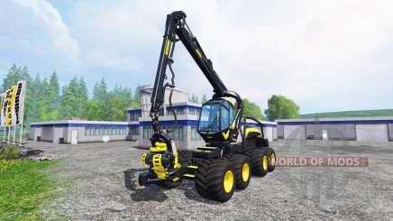 PONSSE Scorpion v1.1 for Farming Simulator 2015