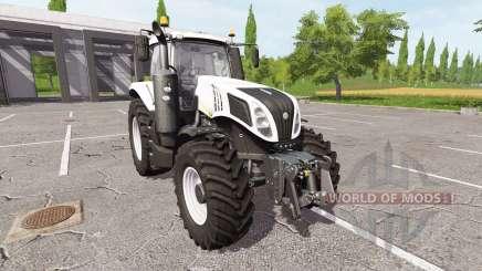 New Holland T8.435 v1.1 for Farming Simulator 2017