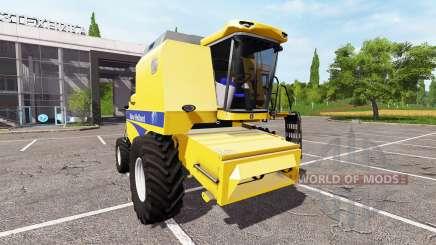 New Holland TC5090 for Farming Simulator 2017