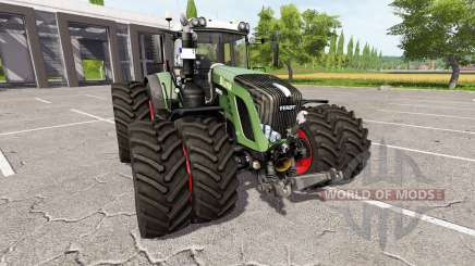 Fendt 933 Vario v2.0 for Farming Simulator 2017