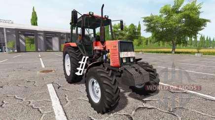 MTZ-820 Belarus for Farming Simulator 2017