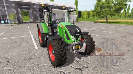 Fendt 712 Vario v1.0.0.1 for Farming Simulator 2017