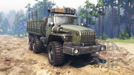 Ural-4320-31 for Spin Tires