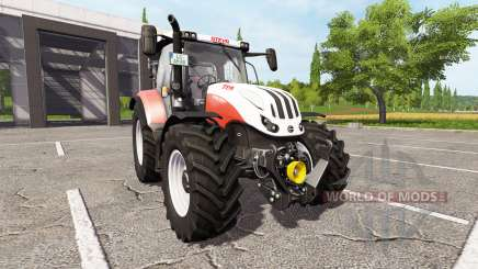 Steyr Multi 4125 Profi CVT ecotec for Farming Simulator 2017