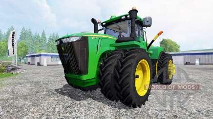 John Deere 9370R for Farming Simulator 2015