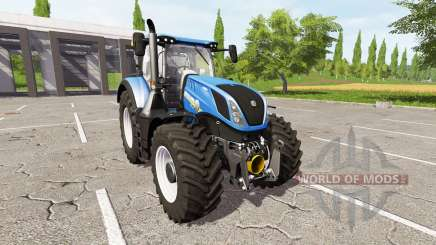 New Holland T7.175 for Farming Simulator 2017