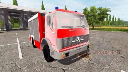 Mercedes-Benz NG 1935 HLF for Farming Simulator 2017
