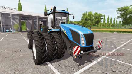 New Holland T9.480 for Farming Simulator 2017