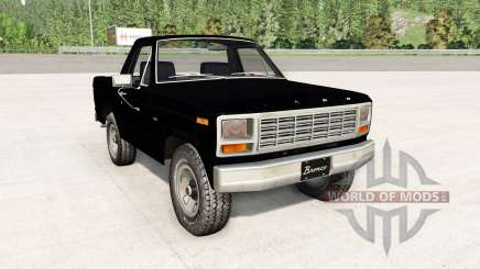 Ford Bronco for BeamNG Drive