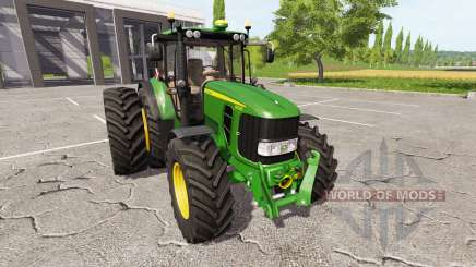 John Deere 6630 Premium for Farming Simulator 2017