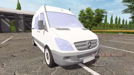 Mercedes-Benz Sprinter (Br.906) for Farming Simulator 2017
