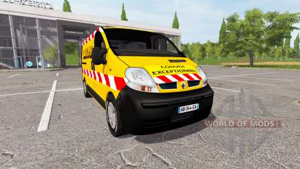 Renault Trafic for Farming Simulator 2017