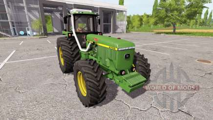 John Deere 4755 v3.0 for Farming Simulator 2017