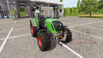 Fendt 313 Vario for Farming Simulator 2017