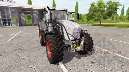 Fendt 939 Vario black beauty for Farming Simulator 2017