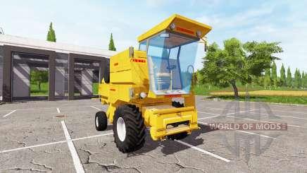 New Holland Clayson 8070 for Farming Simulator 2017